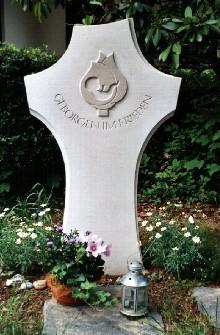 Gedenkstein in Kleinrückerswalde